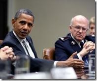 ObamaeLideresEvangelicos thumb Obama se reúne com líderes cristãos, um dos temas discutidos foi Yousef Nadarkhani